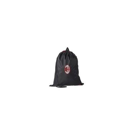 Adidas Gym  Bag Ac Milan Nero/Rosso