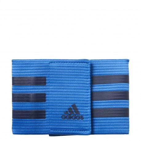 Adidas Fascia Capitano Blu/Nero
