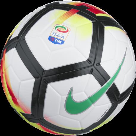 Nike Pallone Serie A Ordem-V Bianco/Nero