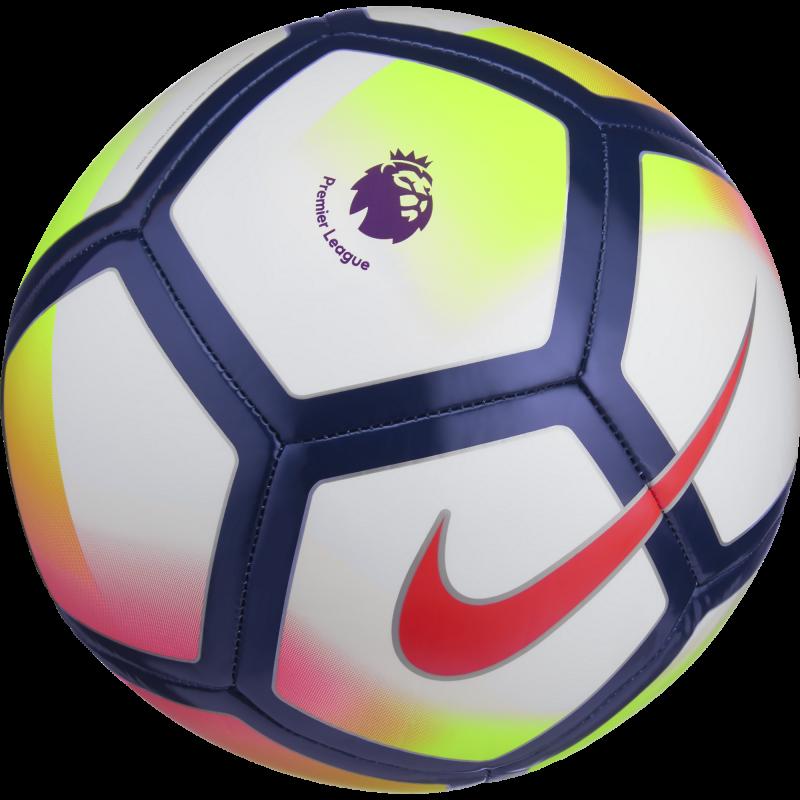 Nike Pallone Pl Pitch Bianco/Blu
