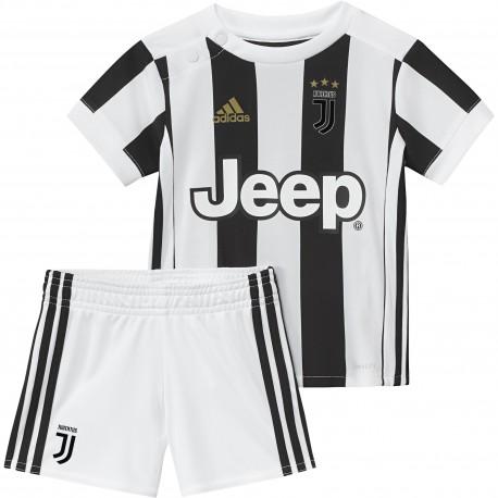 Adidas Set bambino Juve Hime Baby  Bianco/Nero