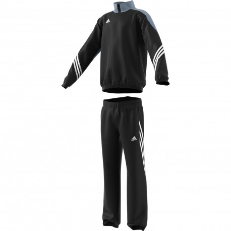 Adidas Tuta bambino Sere Pes Nero/Bianco