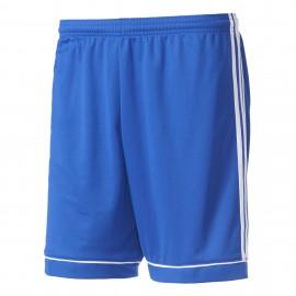 Adidas Short Squadra Team  Royal/Bianco