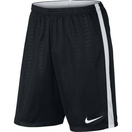 Nike Short Academy  Nero/Bianco