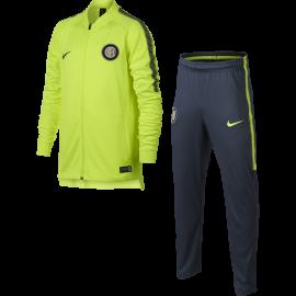 Nike Tuta bambino Inter Dry Sqd  Volt/Blue
