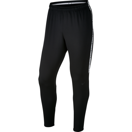 Nike Pantalone Dry Sqd  Black/White