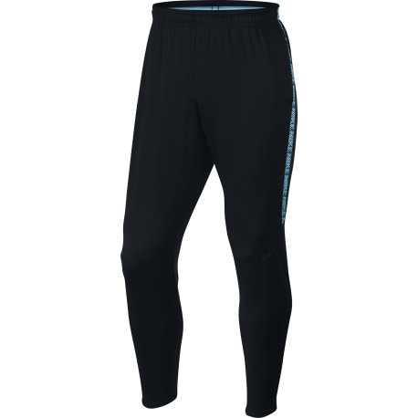 Nike Pantalone Dry Sqd  Black/Blue