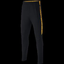 Nike Short bambino Dry Sqd  Nero/Arancio