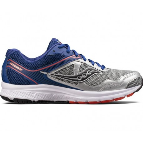 Saucony Scarpa Cohesion 10 Silver/Blue