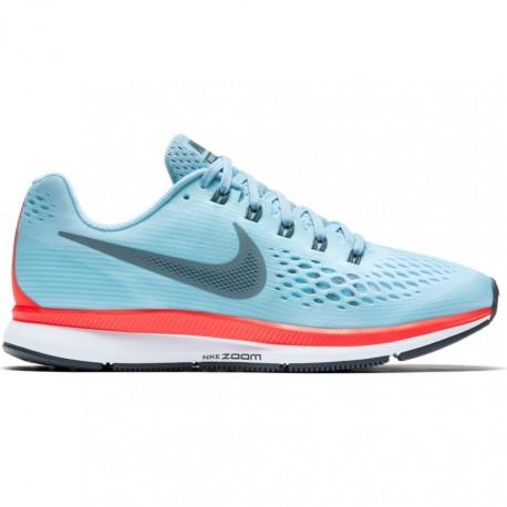 Nike Air Zoom Pegasus 34 Donna Ice Blue/Blue Fox