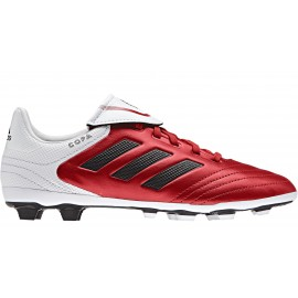 Adidas Scarpa Junior Copa 17.4 Fg Rosso/Bianco