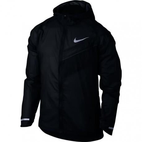 Nike Giacca Rn Imp Lt Hd Black