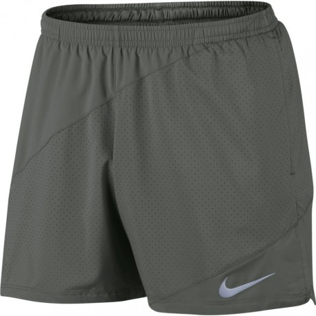 Nike Short 5in Rn Flx Distance    River Rock
