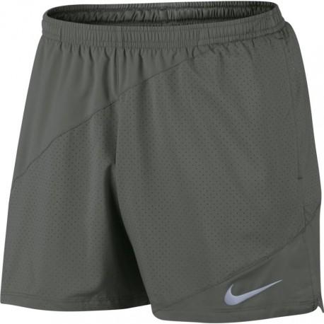 Nike Short 5in Rn Flx Distance    River Rock