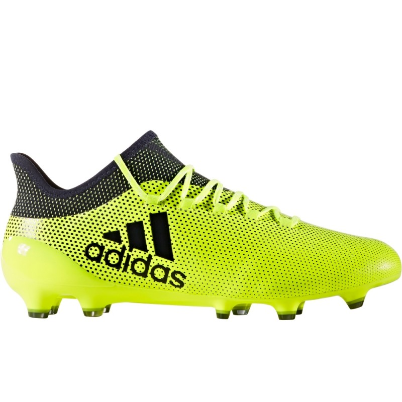 brand new 55223 a5b3a Adidas X 17.1 FG Nero Giallo