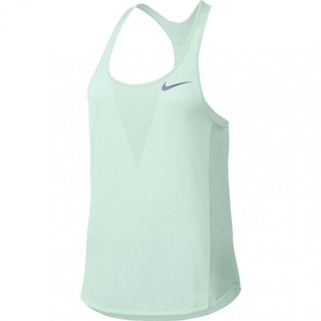 Nike Canotta Donna  Run Znl Cl Relay    Igloo