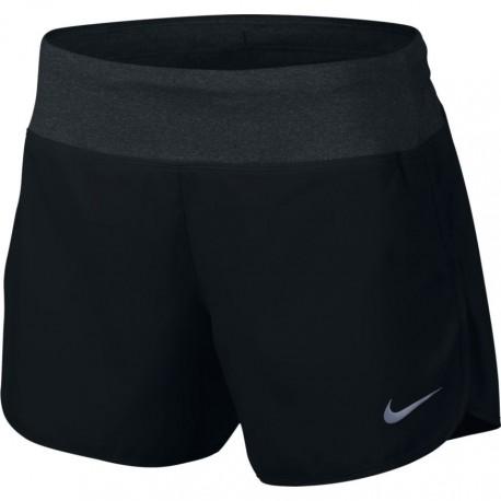 Nike Short 5in Donna  Run Flx Rival    Black