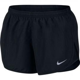 Nike Short Donna  Run Dry Mod Tempo Black