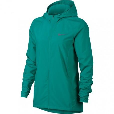 Nike Giacca Donna  Rn Essntl    Turbo Green