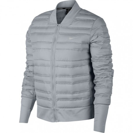 Nike Jacket Donna Run Aeroloft Wolf Grey