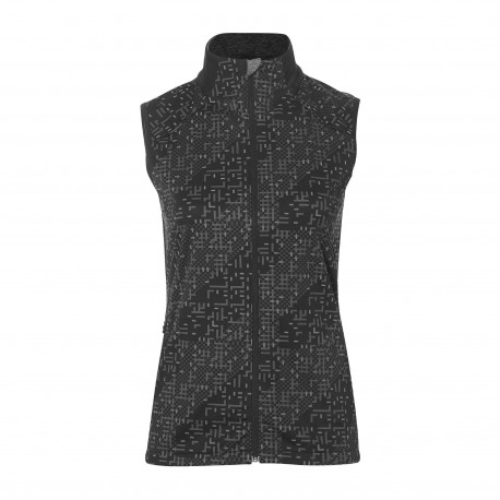 Asics Vest Donna  Rn Lite-Show    Performance Black