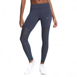 Nike Tight Donna  Run Pwr Epic Lx Blue