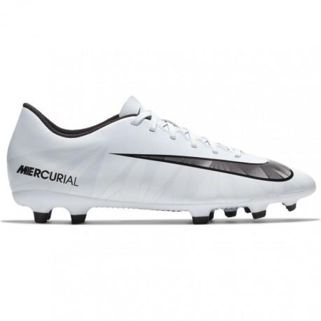 Nike Scarpa Mercurial VortexIII Cr7 Fg Blue Tint  Black ... 131ec23c008