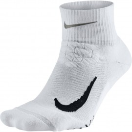 Nike Calza Run Elt Cush Qt-Rn  White