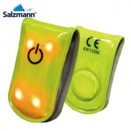 Salzmann Led Magnetic Reflect  Giallo/Nero