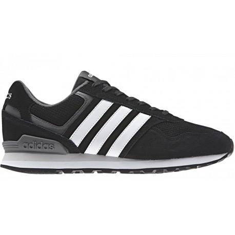 Adidas Scarpa Runed 10k Nero/Bianco
