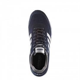 ADIDAS sneakers runed 10k navy bianco uomo