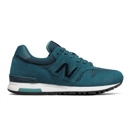 huge selection of bd63f d92d4 New Balance Scarpa Donna 574 Suede Azzurro ...