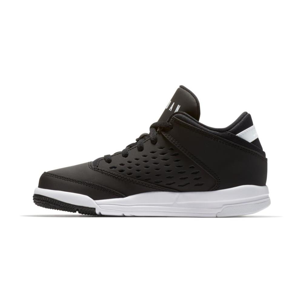 ... Nike Scarpa Bambino Jordan Flight Origin 4 Ps Nero/Bianco ...