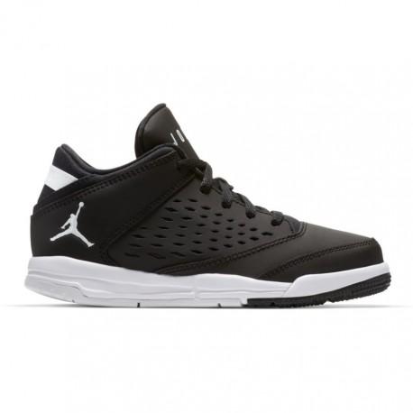 Nike Scarpa Bambino Jordan Flight Origin 4 Ps Nero/Bianco
