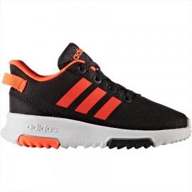 Adidas Scarpa Bambino Racer Tr Nero/Rosso