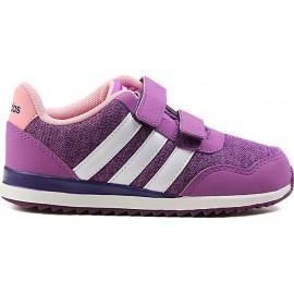 ADIDAS scarpa bambino jog inf viola/bianco