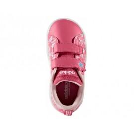 Adidas Scarpa Bambino Advantage Inf Rosa/Rosa