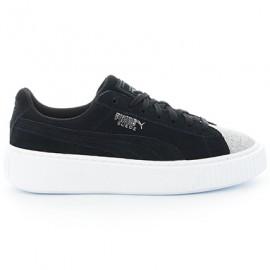 Puma Felpa Junior CapZip Girl 37 Black 591629,01 Acquista