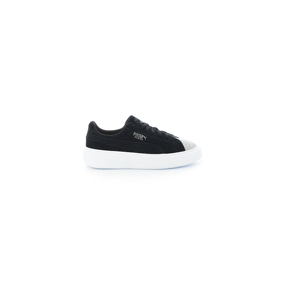 scarpe puma nere bambino