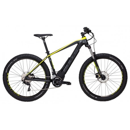 Bulls Mtb E-Stream Evo 2 27,5+ 650WH Black/Yellow