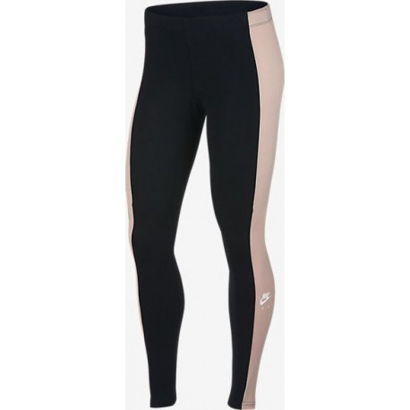 Nike Legging  Donna Bicolor Air Crom Donna Nero