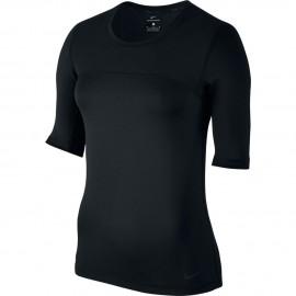 Nike T-Shirt M/M Hprcl  Donna Nero