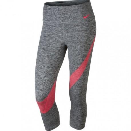 Nike Capri Poly Swsh Grx Donna Grigio