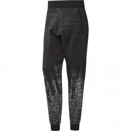 Adidas Pantalone Knit Pulse Unisex Nero