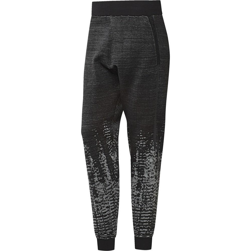 ADIDAS pantalone knit pulse nero bq4840 Acquista online su