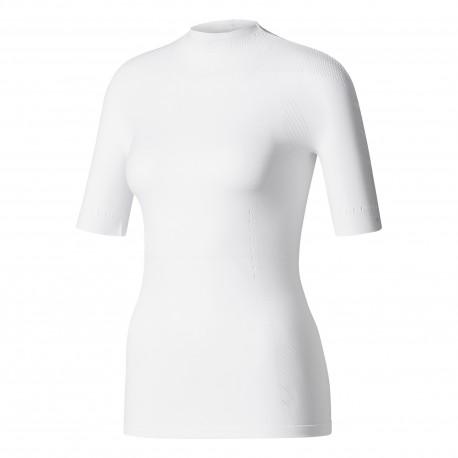 Adidas T-Shirt Train Donna Bianco