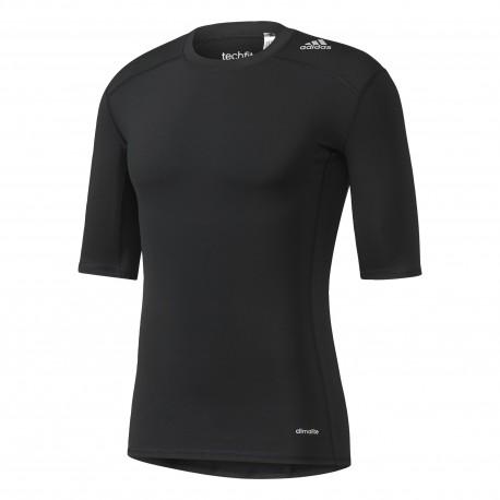 Adidas Shirt Unisex Base Nero