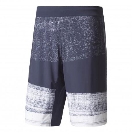 Adidas Short Train Unisex Blu