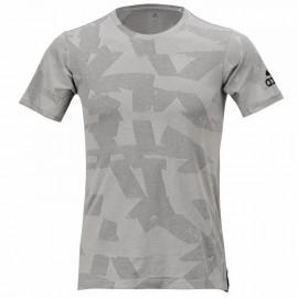 Adidas T-Shirt Train Fantasia Grigio
