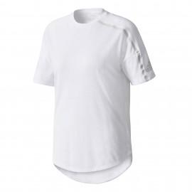 Adidas T-Shirt Zne Donna Bianco